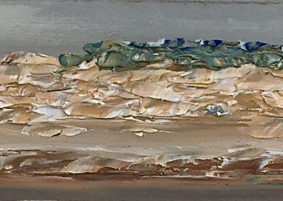 Estuary1 oil on canvas 61x46cm SOLD