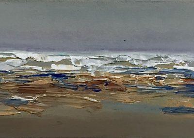 Estuary3 oil on canvas 61x46cm SOLD