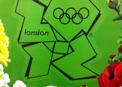 Garden Olympic logo