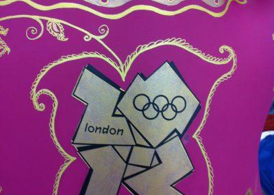 Sari Olympic logo