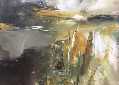 Reflective Landscape ATRR3 SOLD